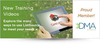 Access New ListSource Training Videos